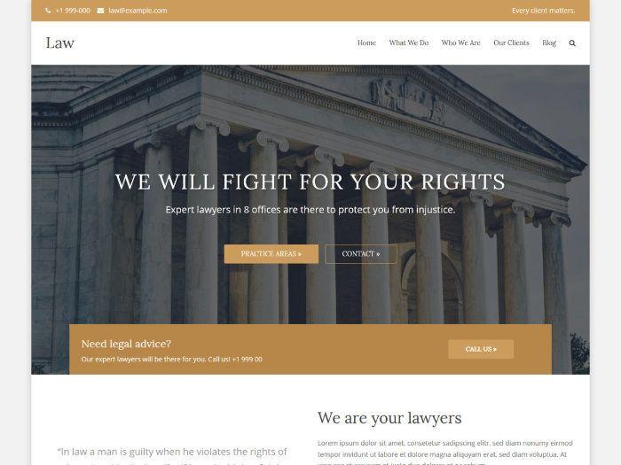 Meteorite Law Demo